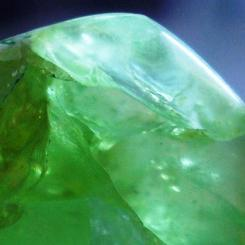 Peridot (Chrysolith oder Olivin)